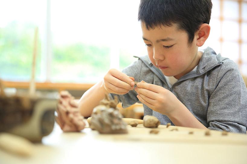 ファミリー層向けイベントに最適なコンテンツその3 「陶芸体験教室」